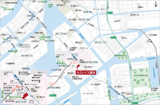 lumilace_toyosu_map