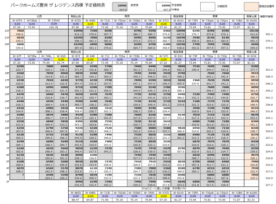 parkhomestoyosu_pricelist2nd2_1
